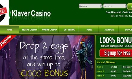 Klaver Casino Review